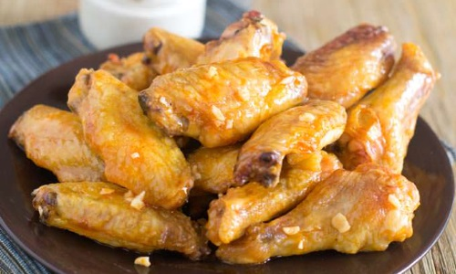 Chicken Wings – Oven Baked