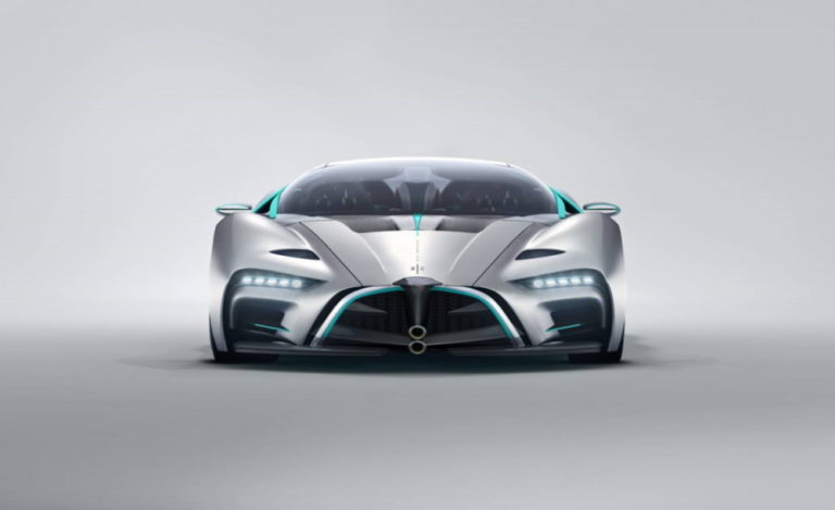 Hyperion XP-1 Tries Elevating Hydrogen Performance the Way Tesla Did for EVs